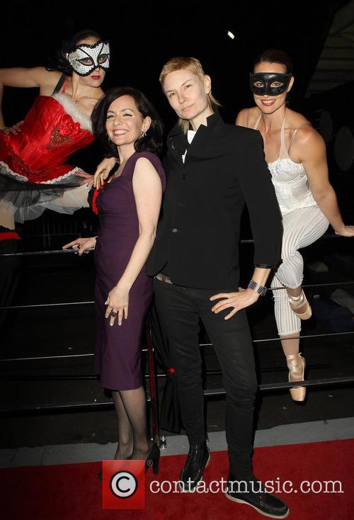 Guinevere Turner and Guest 7
