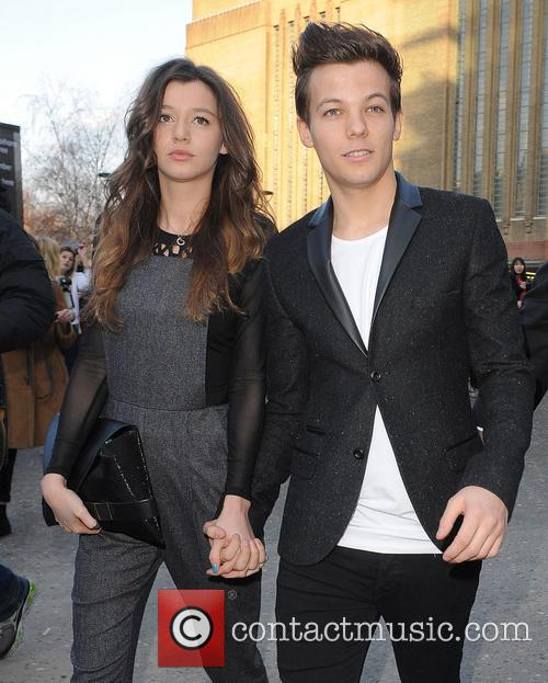 Louis Tomlinson and Eleanor Calder 6