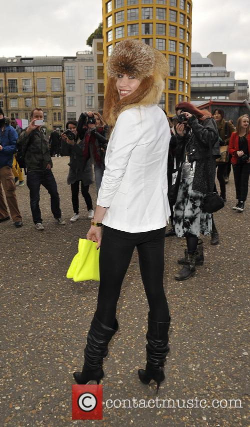 Reno, London Fashion Week