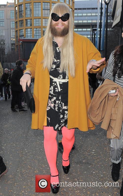 Guest, London Fashion Week