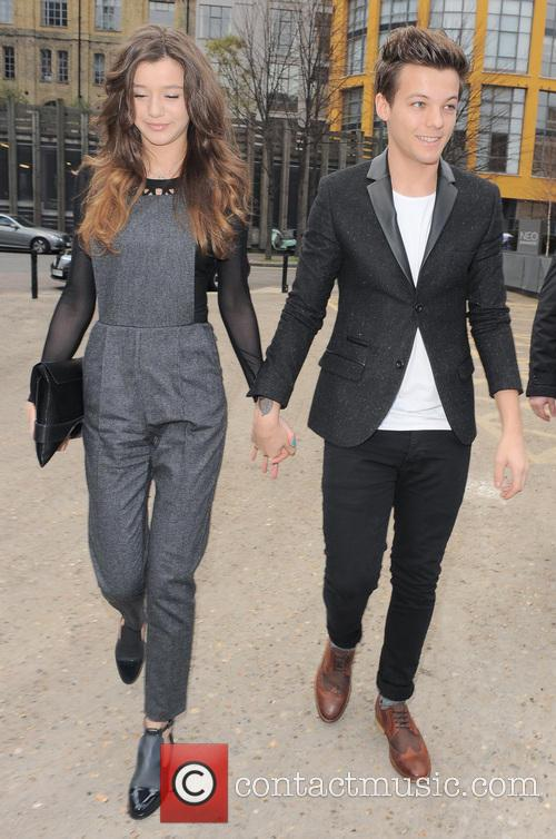 Louis Tomlinson and Eleanor Calder 9