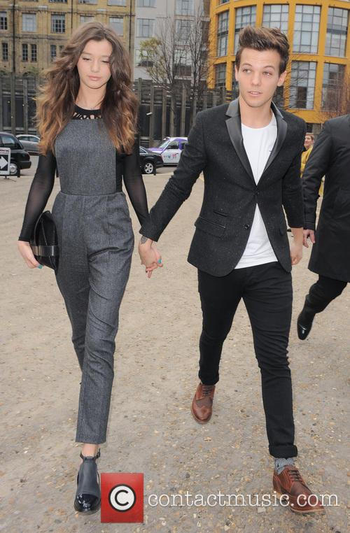 Louis Tomlinson and Eleanor Calder 1