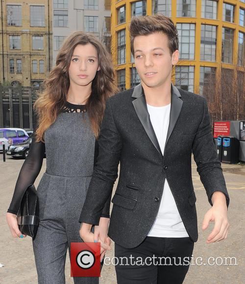 Louis Tomlinson and Eleanor Calder 11