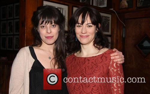 Arin Arbus and Maggie Siff 2