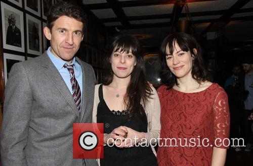 Jonathan Cake, Arin Arbus and Maggie Siff 3