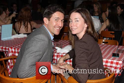 Jonathan Cake and Julianne Nicholson 2