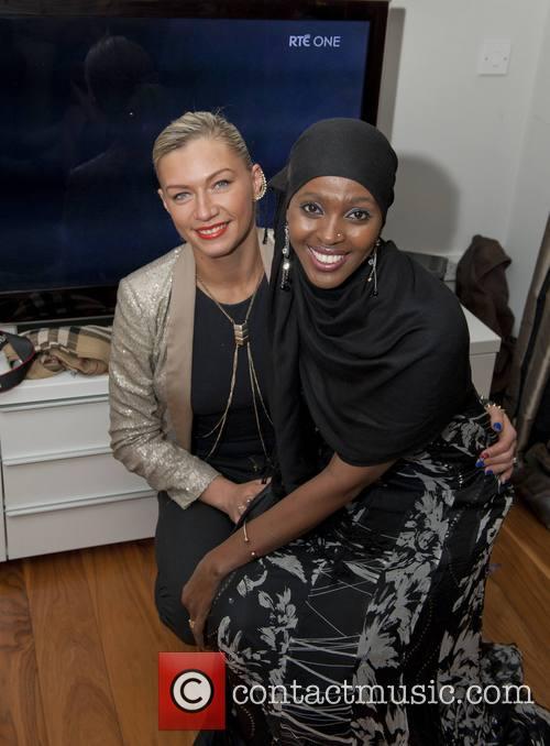 Justina Robinson and Ifrah Ahmed 1
