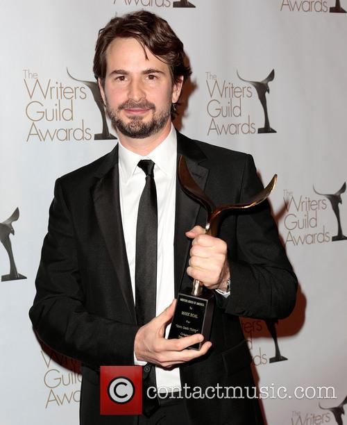 Writer Mark Boal and Winner Of The Writers Guild Award For Best Ori 3
