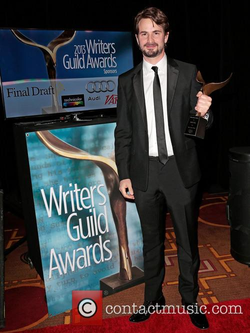 Writer Mark Boal and Winner Of The Writers Guild Award For Best Original Screenplay 4