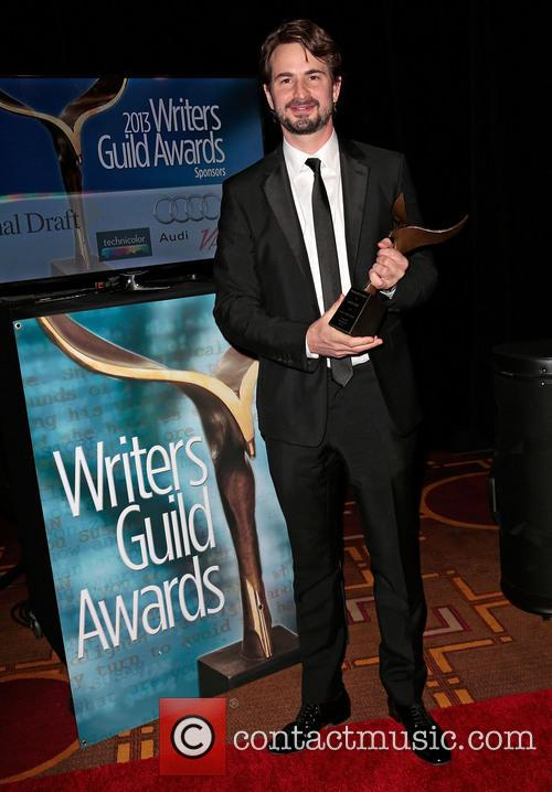 Writer Mark Boal and Winner Of The Writers Guild Award For Best Ori 5