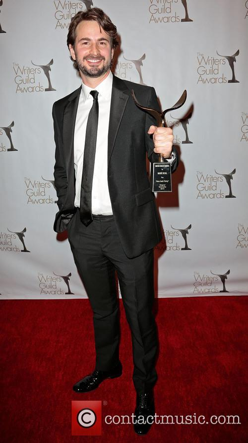 Writer Mark Boal and Winner Of The Writers Guild Award For Best Ori 7