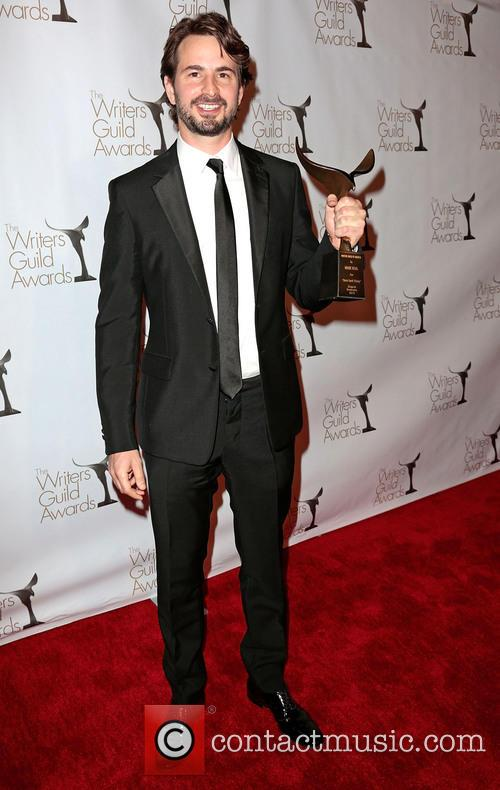 Writer Mark Boal and Winner Of The Writers Guild Award For Best Ori 1