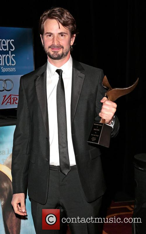 Writer Mark Boal and Winner Of The Writers Guild Award For Best Ori 8