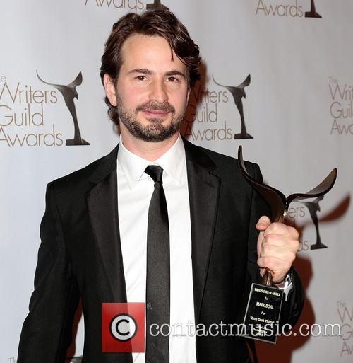 Writer Mark Boal and Winner Of The Writers Guild Award For Best Ori 9