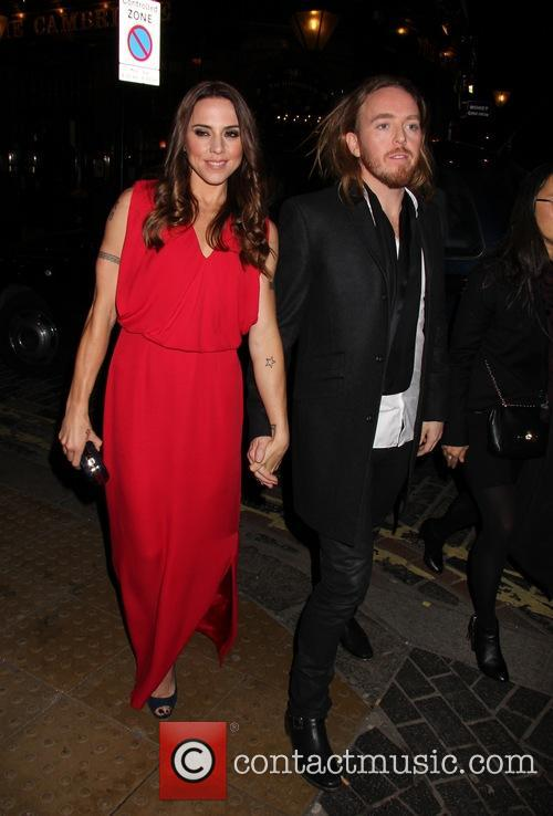 Melanie Chisholm Aka Mel C and Tim Minchin 1