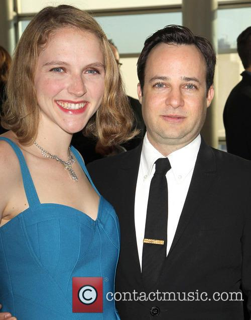 Danny Strong and Mary Pilon 3