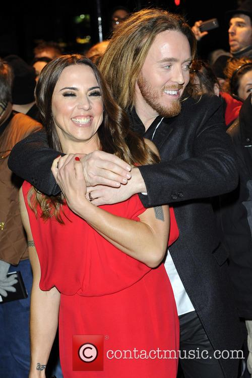 Melanie Chisholm and Tim Minchin 5