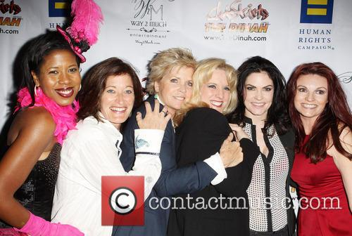 Meredith Baxter, Dalila Ali Rajah, Suzanne Westenhoefer, Jill Bennett and Jackie Monahan 7