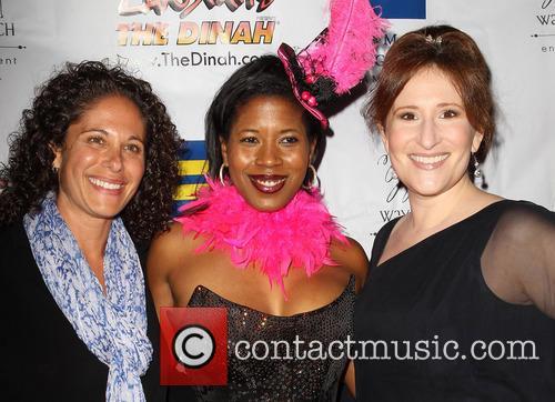 Dana Goldberg, Dalila Ali Rajah and Maya Madison 4