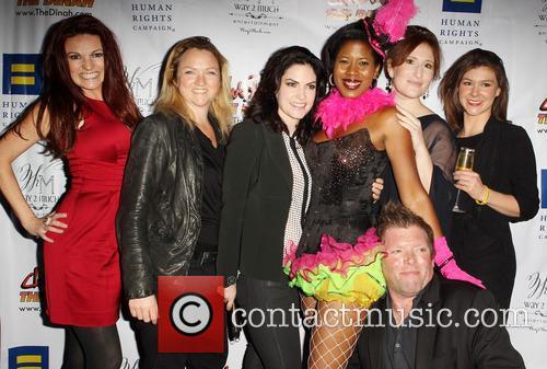 Jackie Monahan, Jill Bennett, Dalila Ali Rajah, Maya Madison and Guests 1
