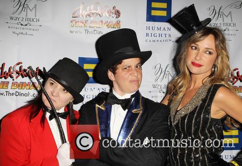Sandra Valls, Julie Goldman and Brandy Howard 2