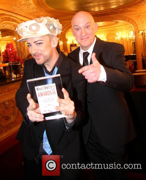 Boy George, Mark Davis Markham, Palace Theatre
