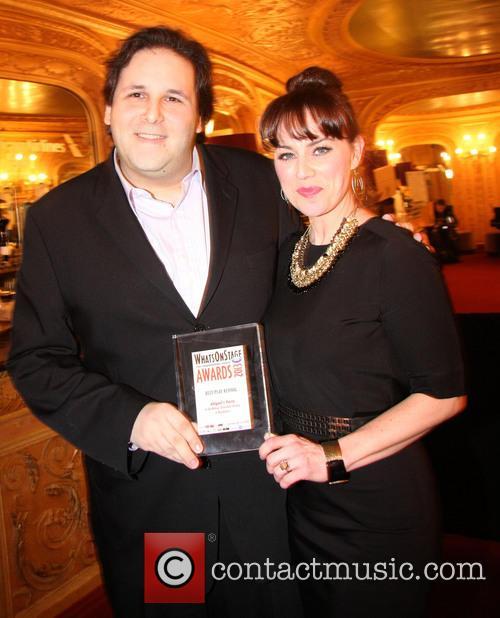 David Babani, Jill Halfpenny, Palace Theatre