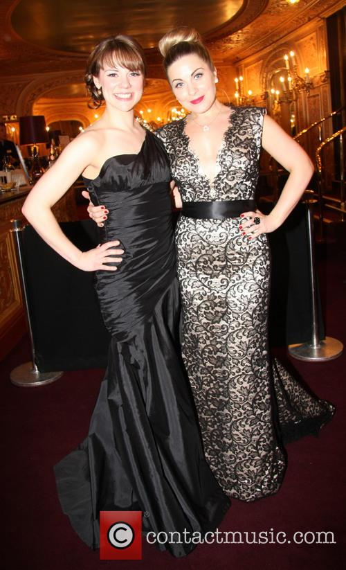 Gina Beck and Louise Dearman 3