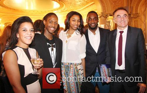 Whatsonstage.com Awards 2013 at the Palace Theatre -...