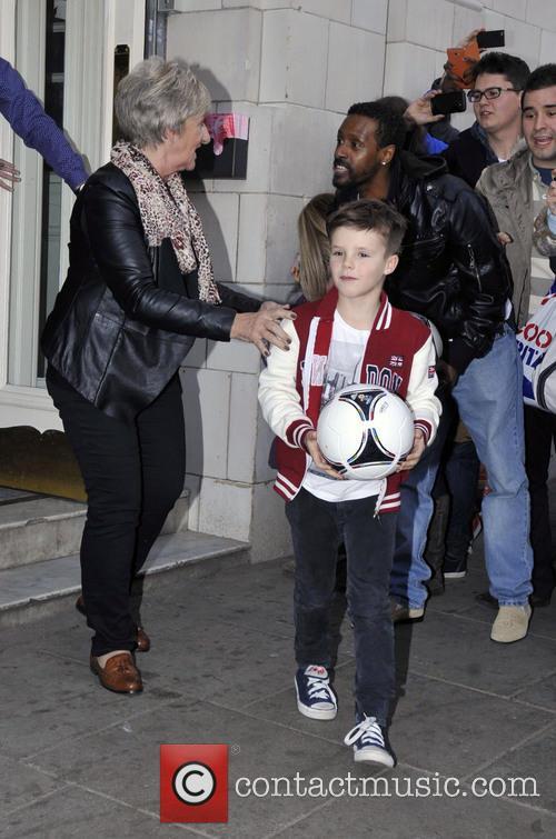 Cruz Beckham 3