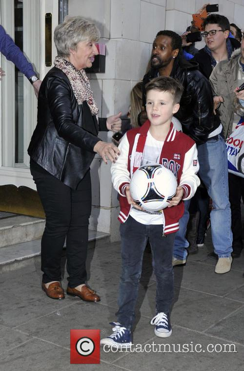 Cruz Beckham 1