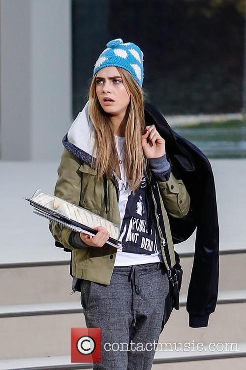 cara delevingne cara delevingne at london fashion week 3511483