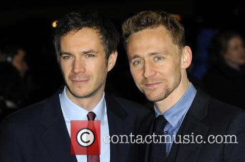 James D'arcy and Tom Hiddleston 2