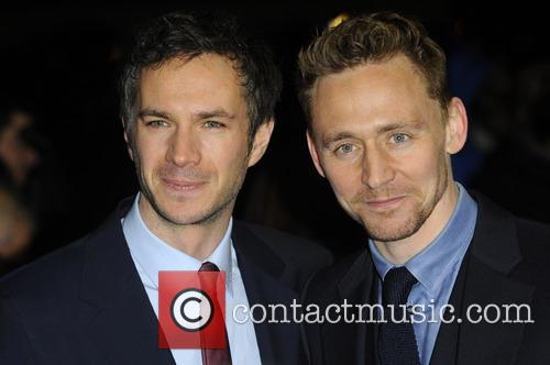 James D'arcy and Tom Hiddleston 4