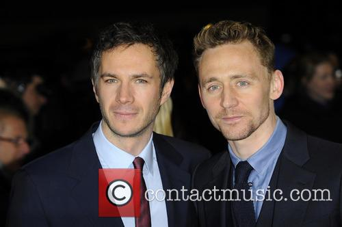 James D'arcy and Tom Hiddleston 5