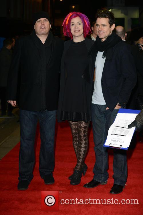 Andy Wachowski and Lana Wachowski 4