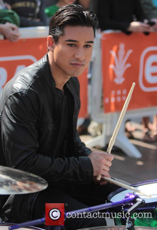 mario lopez celebrities at the grove to appear 3512295