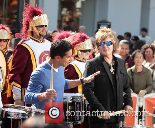 Mario Lopez and Rikki Rockett 10
