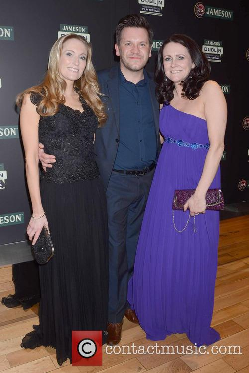 Lynne Shiels, Neil Jelley and Maria Foster 2