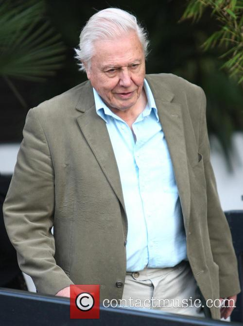 Sir David Attenborough 1