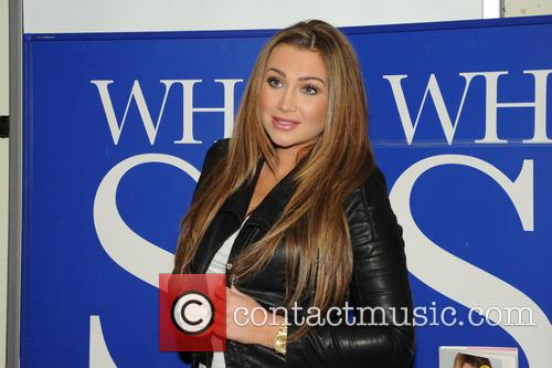 Lauren Goodger book signing