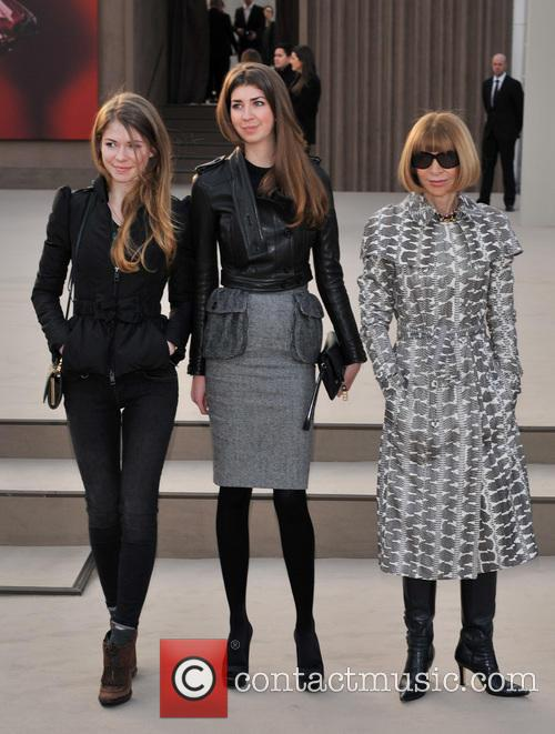 Anna Wintour and Guests 2