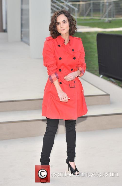 Alice Braga, London Fashion Week