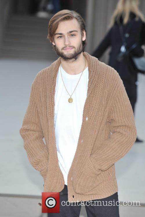 Douglas Booth, London Fashion Week