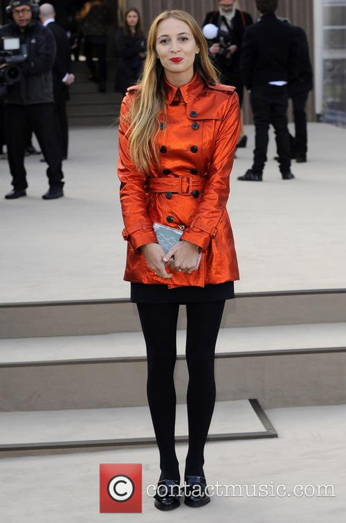 London Fashion Week - Autumn/Winter 2013 - Burberry...