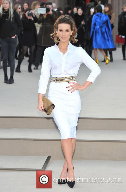 Kate Beckinsale, London Fashion Week