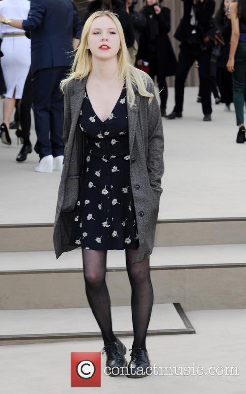 Misty Miller, London Fashion Week