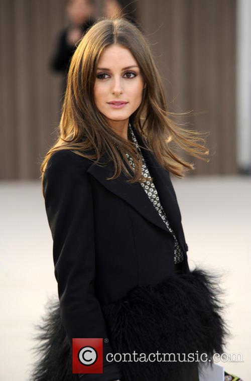 Olivia Palermo, London Fashion Week