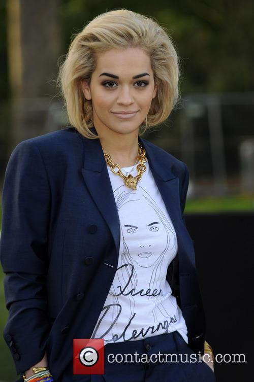 Rita Ora, London Fashion Week