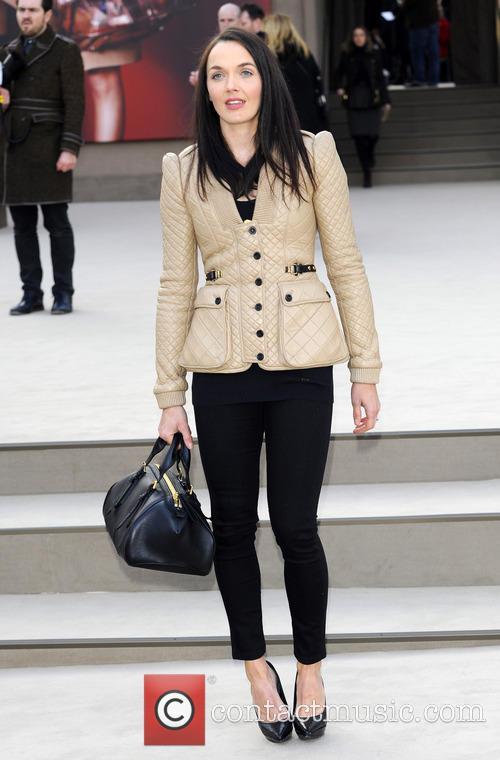 victoria pendleton london fashion week autumn winter 3512581